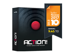windows desktopaufnahmen in HD: action! 2.8.0 mirillis